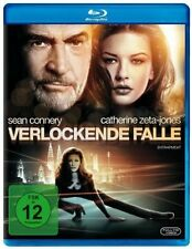 VERLOCKENDE FALLE (Sean Connery, Catherine Zeta-Jones) Blu-ray Disc NEU+OVP
