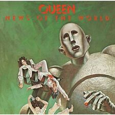 QUEEN-NEWS OF THE WORLD-JAPAN UHQCD Ltd/Ed +Tracking Number
