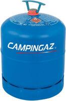 1x gefüllte Campingaz Butangas Gasflasche R907 mit Füllung