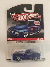 Hot Wheels Slick Rides '56 Ford-Real Riders