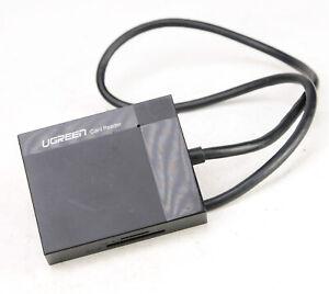 UGreen USB Memory Card Reader - CF Compact Flash MS SD SDHC SDXC TF