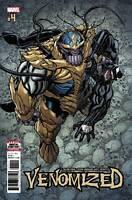 Venomized #4 Marvel comic 1st Print 2018 unread NM