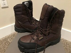 NEW Lacrosse BIG COUNTRY MENS WATERPROOF BOOTS SIZE 8 Wide 281603