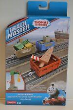 Fisher-Price  TrackMaster  Thomas&Friends   Verladekran + drei Waggons  BDP01