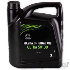 [6,78 €/L] 5 LITRI MAZDA ORIGINALE ULTRA 5w-30 olio motore 5w-30 (Dexelia)