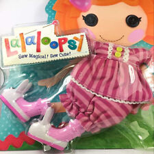 New Pajamas Suit and Shoes For Full Size Outfit Fashion fit all LALALOOPSY Doll