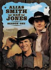 ALIAS SMITH AND JONES - SEASON ONE (BOXSET) (DVD)