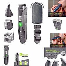 Remington Hair Cut Trimmer Clipper Shaver Kit Beard Body Head Electric Grooming