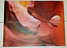 CANYON WILDERNESS OF SOUTHWEST SPECIAL DELUXE EDITION by JON ORTNER brand new