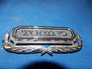 1969 Ford Torino Emblem Fairlane 428 CJ Talladega