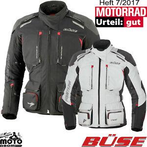 -50% Büse Motorrad Jacke ADV PRO STX Motorradjacke Sympatex Adventure eUVP429,95