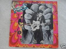 disque Vinyle 33 trs  CHUCK BERRY -   BIO  la pochette n'est pas d'origine!