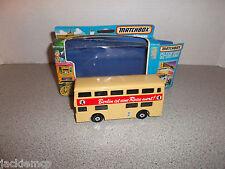 Matchbox Super Kings Berlin Bus K-15 MINT