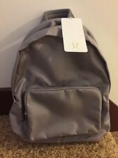 Lululemon Everywhere Backpack Bag - Dark Chrome