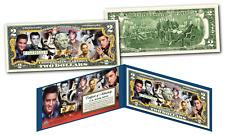 ELVIS PRESLEY Historic Moments Life & Times Genuine U.S. $2 Bill - Licensed