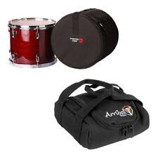 "Gator Cases GP-1209 Standard Durable Padded Drum Tom Bag 12"" X 9"" Arriba Bag"