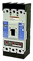 KD3400WA01S29 MOLDED CASE CIRCUIT BREAKER - TYPE KD - 3 POLE 600V 400 AMP w/SHUN