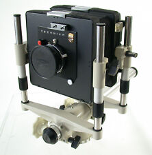 Linhof TRASMISSIONE Technika 4x5 Schneider symmar-S 5,6/150 MC Dream condition Top