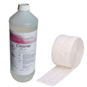 500 Zelletten 1000ml Cleaner ohne Duft- und Farbstoffe   99,9
