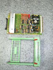 (V11-1) 1 USED PARKER EE70-104D/3X526 110023 VALVE DRIVER CARD
