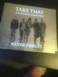 TAKE THAT - Never Forget, Ultimate Collection - CD 2005 - With Original Slipcase