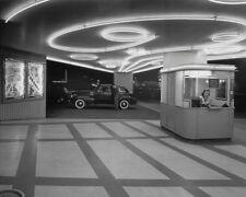 1942 CRENSHAW MOVIE THEATER BOX OFFICE LOS ANGELES 8X10 PHOTO