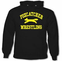 Foxcatcher Wrestling Mens Hoodie Fox Catcher Movie Film