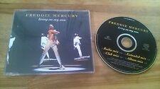 CD Pop Freddie Mercury - Living On My Own (4 Song) MCD PARLOPHONE Queen sc