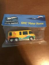 Hot wheels 22nd annual collectors convention gmc motor home Yellow