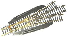 HO SCALE TRAINS 3 WAY BRASS REMOTE TURNOUT SWITCH TRACK NEW