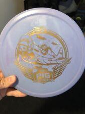 Innova Ricky Wysocki 2021 Tour Series Glow Pro Pig Golf Disc New 175g