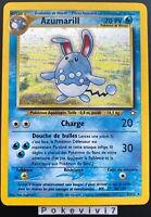 Carte Pokemon AZUMARILL 2/111 HOLO Néo Genesis Wizard FR