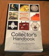 THE COLLECTORS HANDBOOK COINS JEWELRY SPORTS & CELEBRITY MEMORABILIA