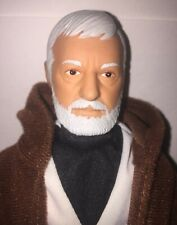 Star Wars Obi-Wan Kenobi Doll Collector Series - With Light Saber and Cloak