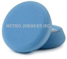 3M 30043 Perfect-It Blue 4 Inch Ultrafine Foam Polishing Pad 2 Pack