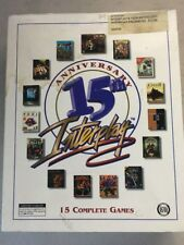 Interplay 15th Anniversary PC Game In Big Box