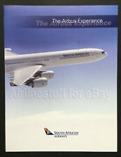 A3 South African AirwaysAfrica 1980 Tour GuideVintage PosterA1 A2