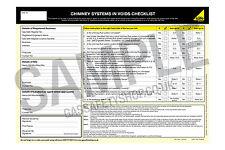 Gas Safe - Flues In Voids Checklist