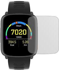 5x Schutzfolie für Yamay SW018 Smartwatch Display Folie matt Displayschutzfolie