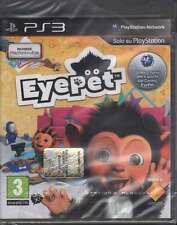 Eye Pet Videogioco Playstation 3 PS3 Sigillato 0711719140450