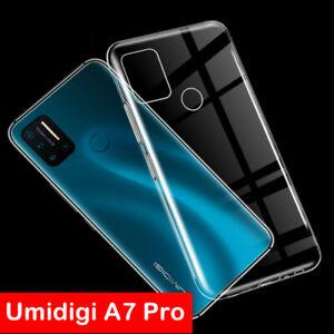 Case for UMIDIGI A5 A7 S5 Pro A3X A3S F2 X ShockProof Soft TPU Silicone Cover