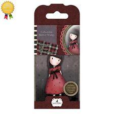 Gorjuss Rubber Mini Stamps *THE BLACK STAR* Little Girl Card Making - 15