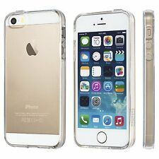 Coque iPhone 5s Silicone transparente