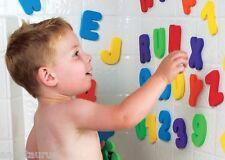 Munchkin Munchkin Bath Letters & Numbers stick on Baby bathroom Toy