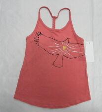 Roxy Kids Sz 5 Shirts Tank Tops eagle Heart