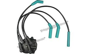 Toyota Tercel, 4wd,  Bougicord 7407 Performance ignition lead set