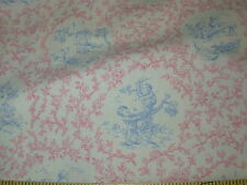 "~BTY~P KAUFMANN~""ANDYS GANG PINK""~CHILDRENS COTTON UPHOLSTERY FABRIC FOR LESS~"