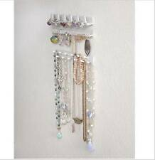 Jewellery Organiser - Self Adhesive Jewellery Rack - Holds 30 pieces