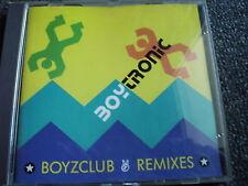 Boytronic-Boyzclub Remixes CD-Made in Germany