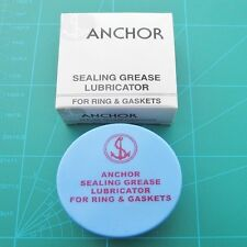Watch Silicone Grease and Pad Lubricator Box For Re Sealing Watch Gaskets Seals
